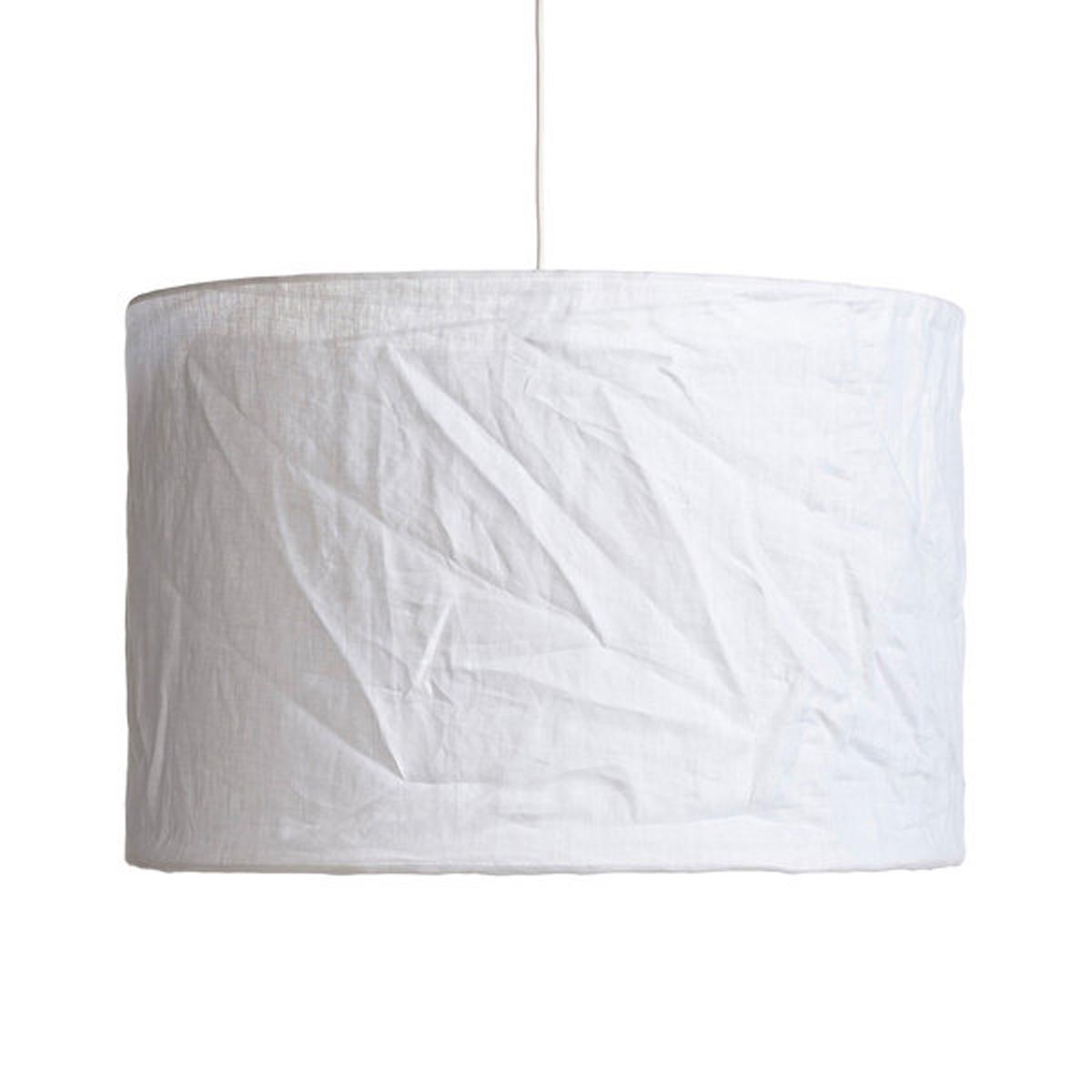 Светильник La Redoute Из льна x В см Baulin диаметр 60 см белый светильник из жатого льна thade