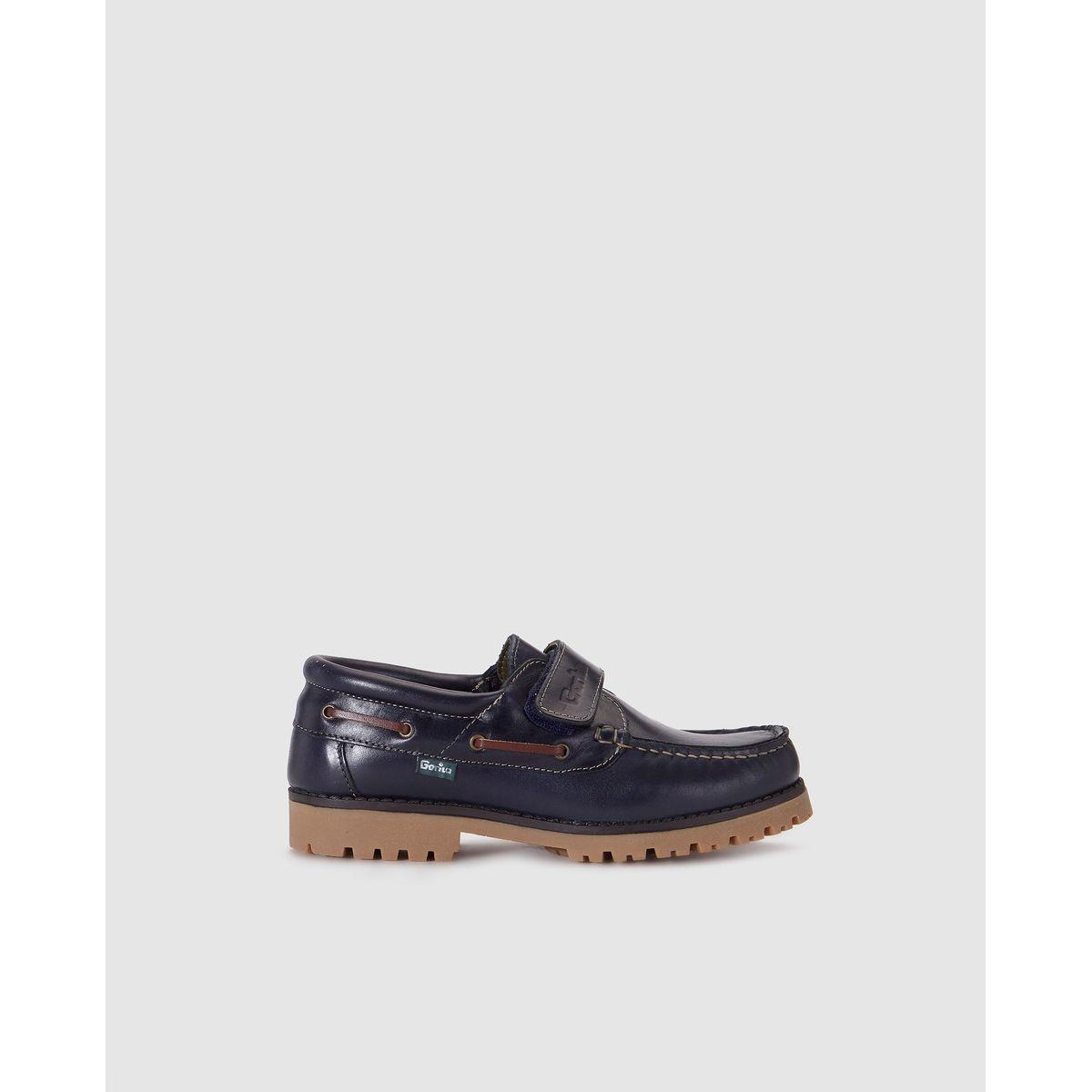 Chaussures bateau  bleu
