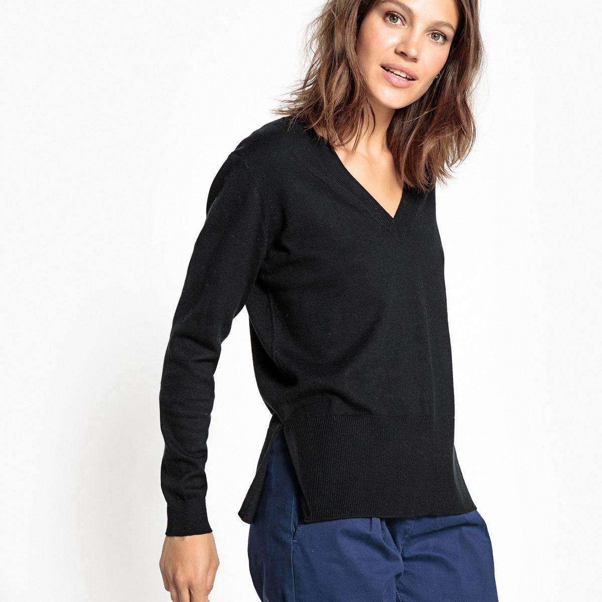 Фото - Пуловер с V-образным вырезом v persie van basten 556688