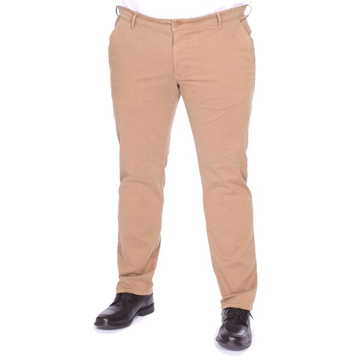 Pantalon Coton, Elasthane