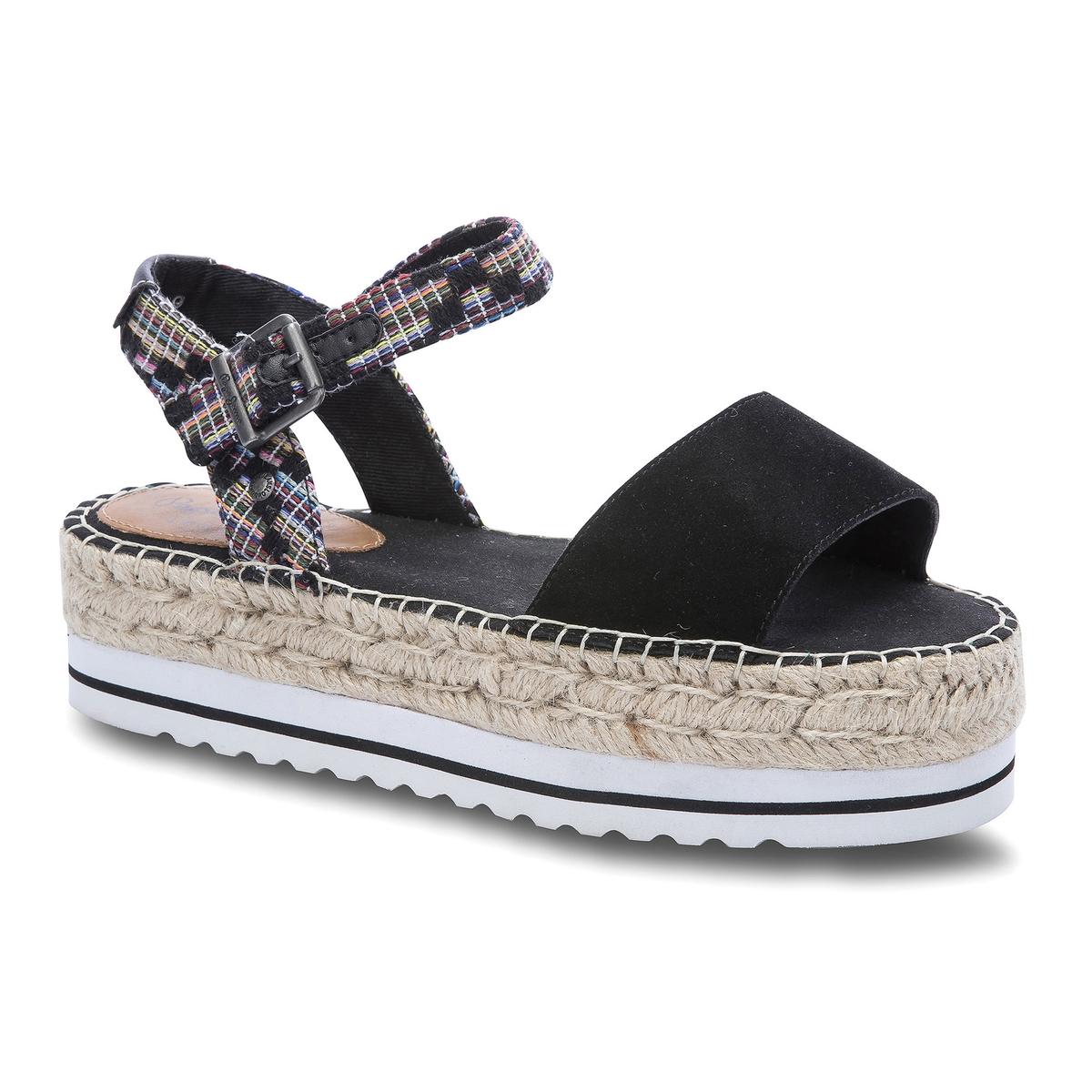 Imagen secundaria de producto de Sandalias con tacón de cuña Hada Twist - Pepe Jeans
