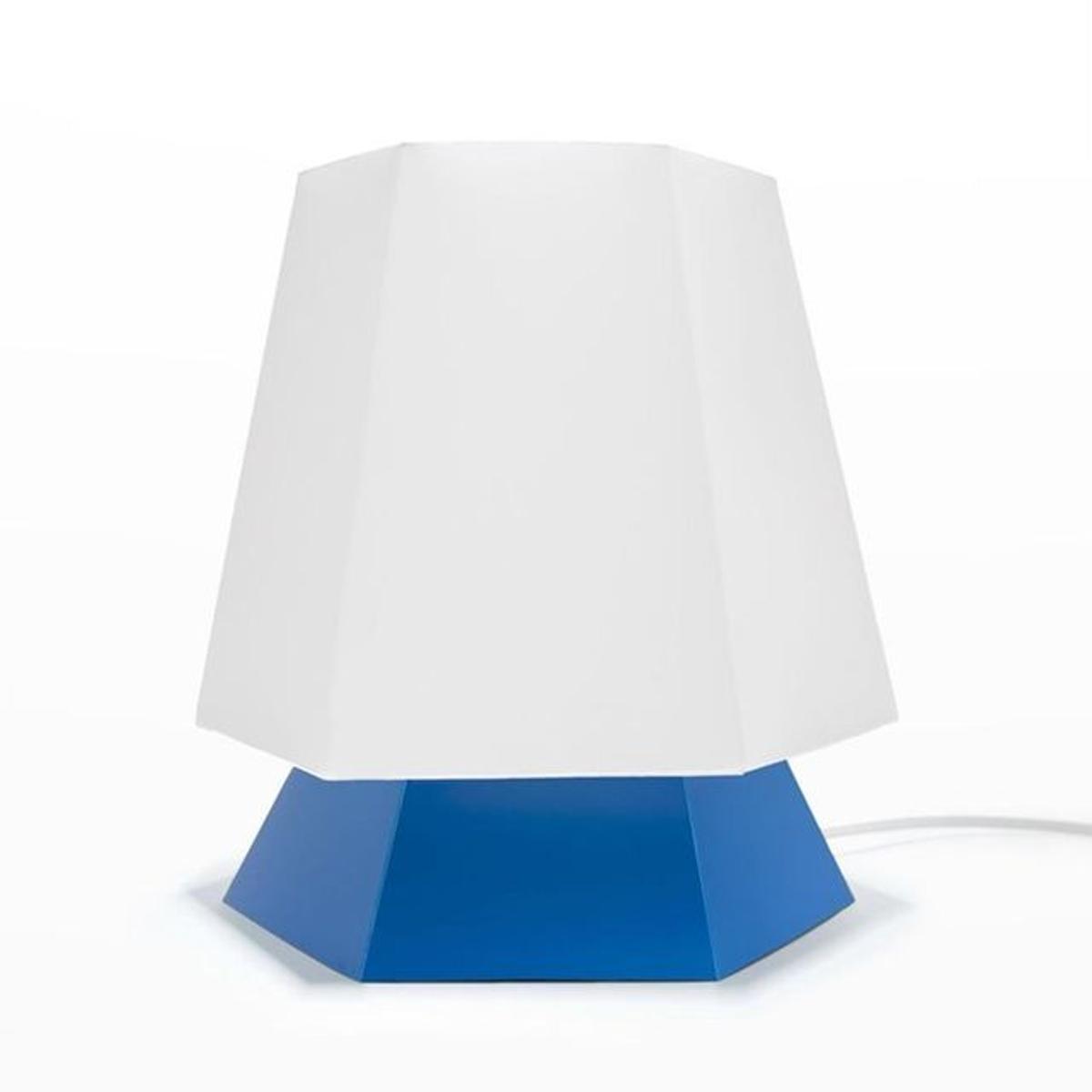 NONA-Lampe à poser Blanc H26cm