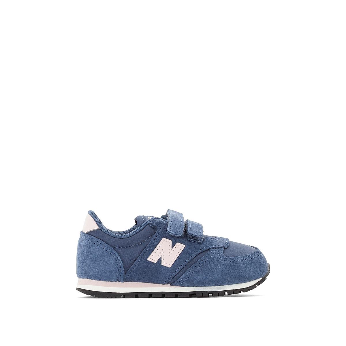 Кроссовки на планке-велкро KE420