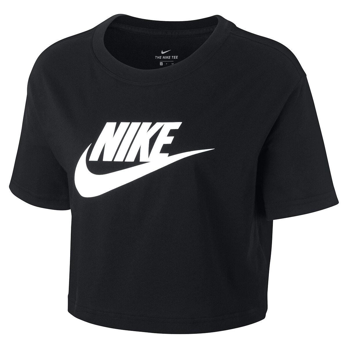 NIKE - Nike T-shirt curta Essential logo