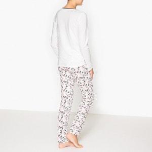 Pyjama imprimé La Redoute Collections