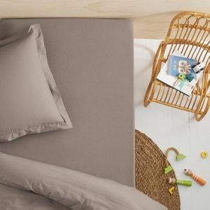 Lenzuolo con angoli in jersey puro cotone Bio per il letto del bambino SCENARIO