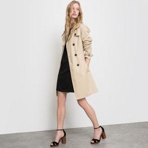 Long Cotton Trench Coat R essentiel