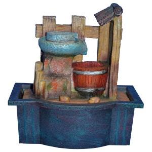 Fontaine d'intérieur Puit - Résine ATMOSPHERA