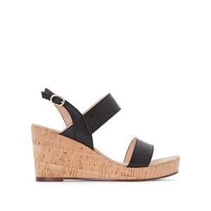 Gessie Wedge Sandals ESPRIT