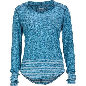Natasha Burnout - Sweat-shirt - bleu MARMOT