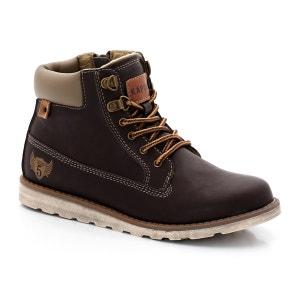 Comfortable and Stylish Retro Twist Boots KAPORAL 5