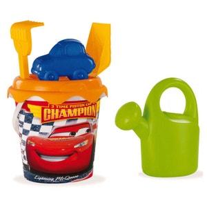 SMOBY Le seau garni Cars avec arrosoir. jouet de sable SMOBY