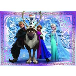 Puzzle 45 Pièces - La Reine des Neiges - Une Equipe Formidable - RAV86522 NATHAN