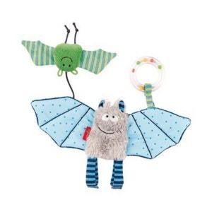 SIGIKID Le jouet à suspendre pour coque-auto Chauve-souris jouet pour poussette bébé SIGIKID