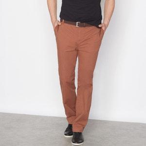 Calças chino stretch comp. 1 (até 1m87) CASTALUNA FOR MEN