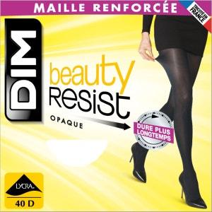 Collant beauty resist opaque 40 deniers DIM