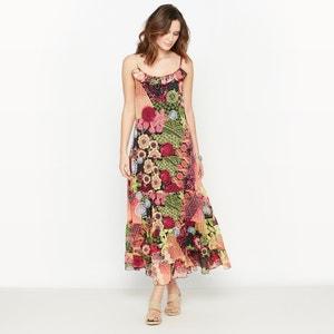 Printed Voile Dress ANNE WEYBURN
