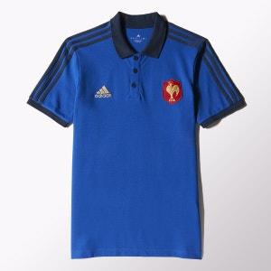 Polo officiel équipe de France de rugby ADIDAS adidas