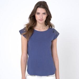 T-shirt manches courtes SOFT GREY