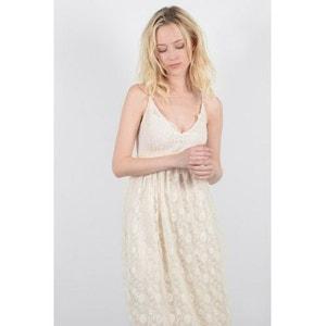 Robe longue romantique MOLLY BRACKEN