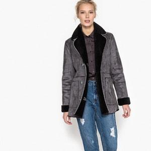 Cappotto donna effetto montone SUD EXPRESS