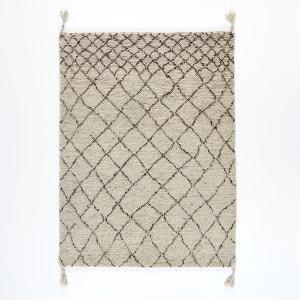 Tapis style berbère en laine, Tekouma AM.PM