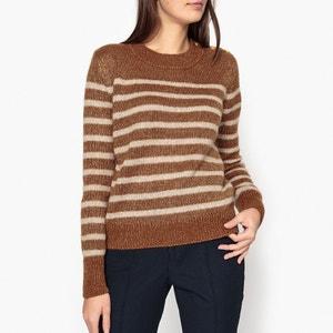 Пуловер в полоску MERYL LEON and HARPER