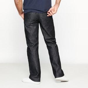Five-Pocket Jeans, Length 1 (Height Up To 1.87M) CASTALUNA FOR MEN