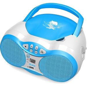 Radio CD Boombox TOKAI TB-207 BLEU TOKAI