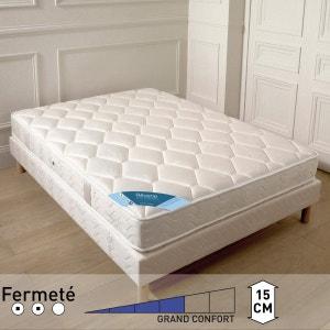 Matelas latex, grand confort ferme 3 zones, spécial dos sensibles, haut. 15 cm REVERIE