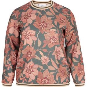 Sweatshirt mit Print ZIZZI
