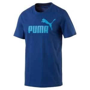 T-shirt in jersey met ronde hals PUMA