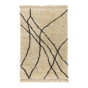 Louka Berber Style Wool Rug