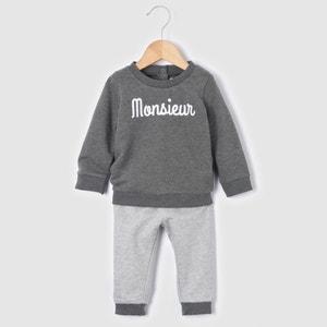 Ensemble sweat et pantalon 0 mois-3 ans R mini
