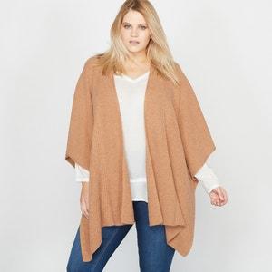 Sweter pelerynowy CASTALUNA