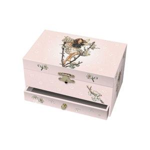 Boîte à bijoux musicale Cerisier TROUSSELIER