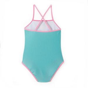 Printed Swimsuit, 3-12 Years LA REINE DES NEIGES