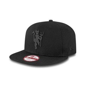 Casquette New Era Manchester United Red Devils Logo 950 Noir Noir NEW ERA CAP