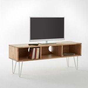 Banco TV de estilo industrial, Adza La Redoute Interieurs