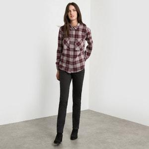 Rechte broek, medium taille ESPRIT