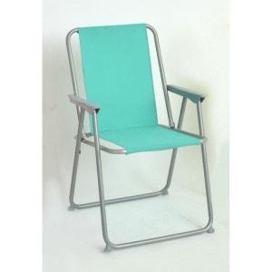 chaise bleu la redoute. Black Bedroom Furniture Sets. Home Design Ideas