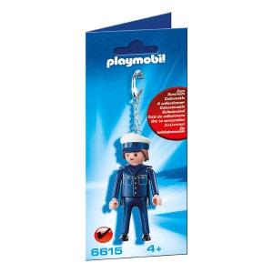 Playmobil 6615 : Porte-clés Policier PLAYMOBIL