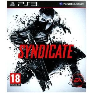 Syndicate PS3 EA ELECTRONIC ARTS