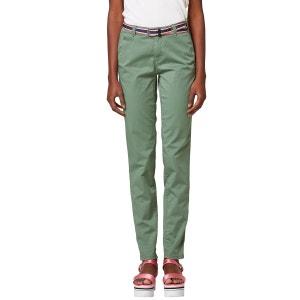 Pantalon chino coupe slim ESPRIT
