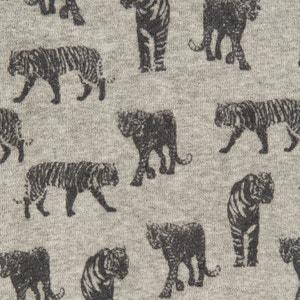 Pyjama velours imprimé ''tigres'' 2-12 ans La Redoute Collections