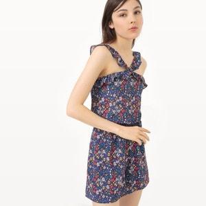 Tuta-shorts fantasia floreale MADEMOISELLE R