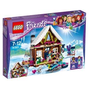 Cabaña de la estación de esquí 41323 LEGO FRIENDS