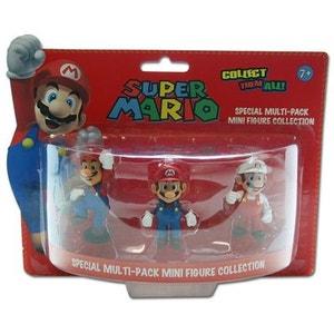 Figurines Nintendo Pack Mario ABYSSE CORP