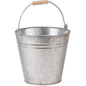Seau rond en zinc 12 litres AUBRY GASPARD
