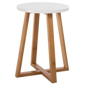 Table d'appoint ronde Skandi RENDEZ VOUS DECO
